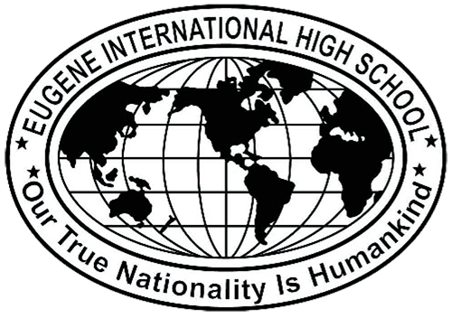 Image: Logo - The Eugene International High School