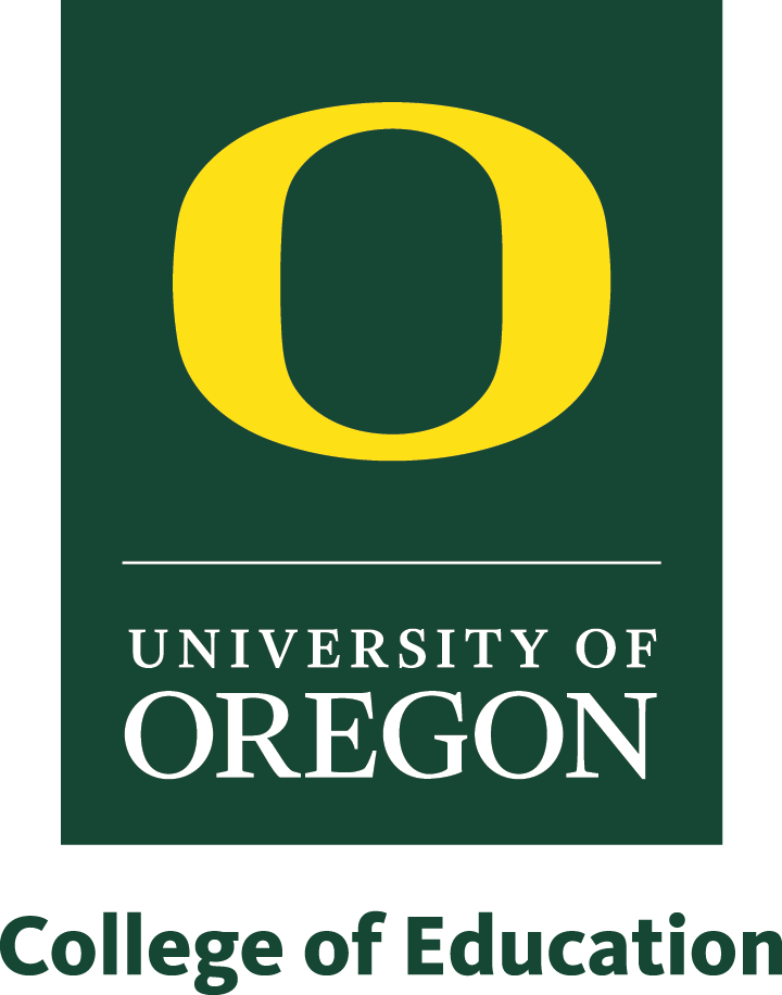 Image: Logo - University of Oregon | College of Education